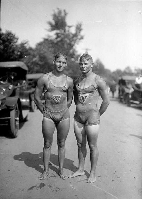 History of bikinis in 1940s