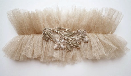 Vintage Garters And Garter Belts