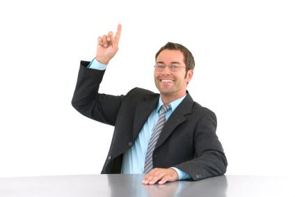 Hand Up!
