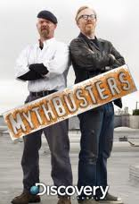 Mythbusters Adam and Jamie