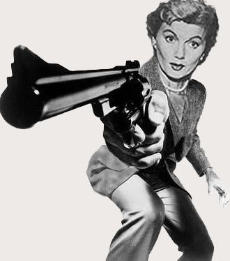 June_Cleaver_as_Dirty_Harry