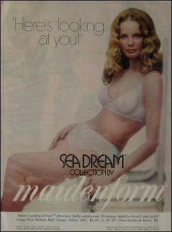 Sea Dream Collection by Maidenform