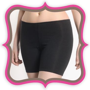 Thigh Society- Black