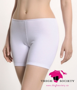 thigh-society- White/ Bamboo