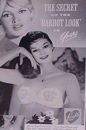 Vintage 1960s-bra-ad