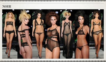 Priscilla Jade Noir Collection 2011